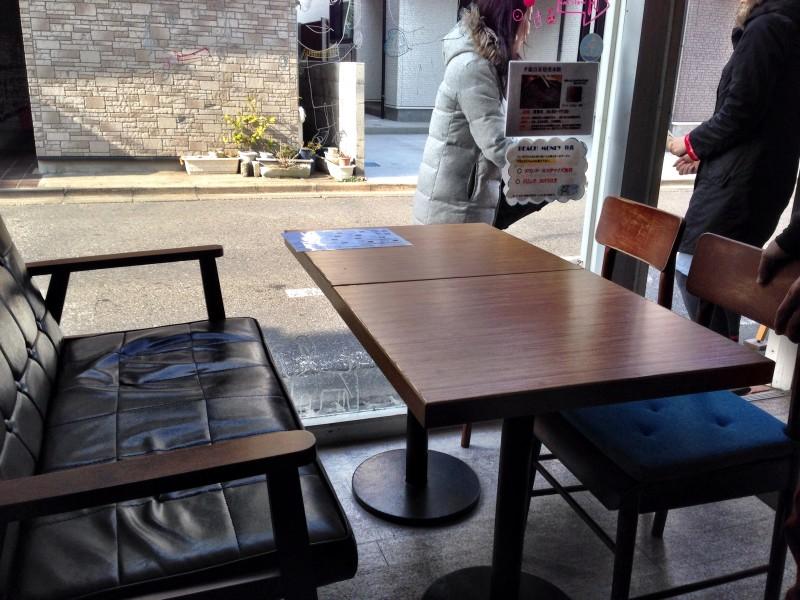 7325coffee/ソファー席