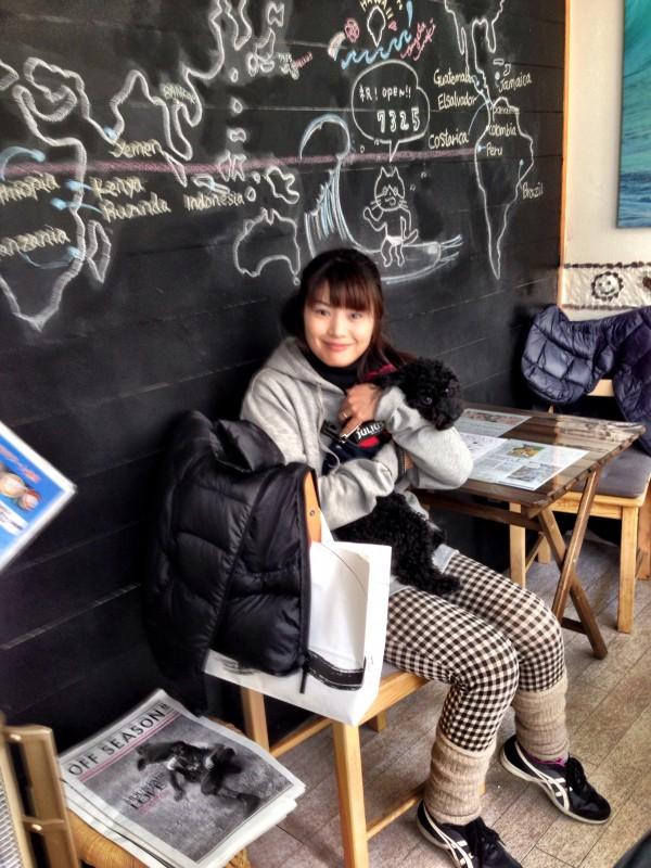 7325coffee/店内