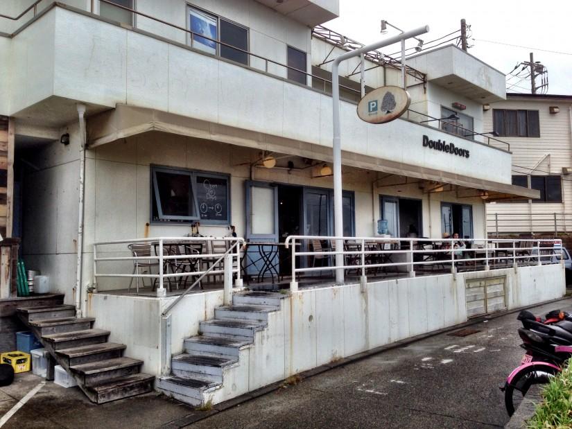 Double Doors七里ガ浜/外観