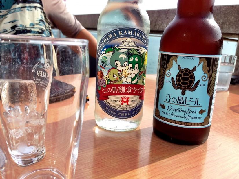 富士見亭/江の島ビール