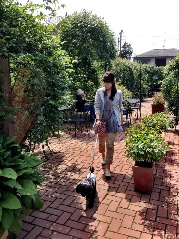 栗の里/庭園散歩