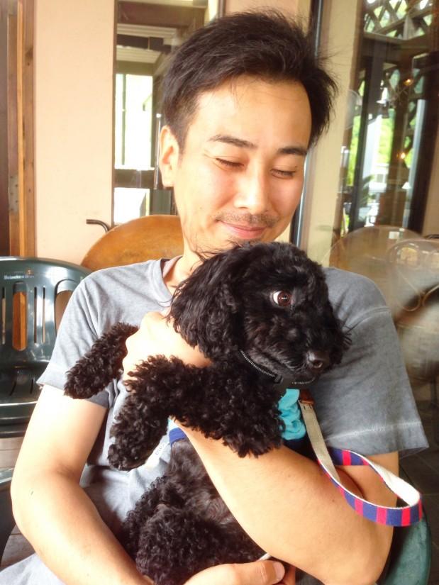 Venus Cafe/犬と一緒に座れる