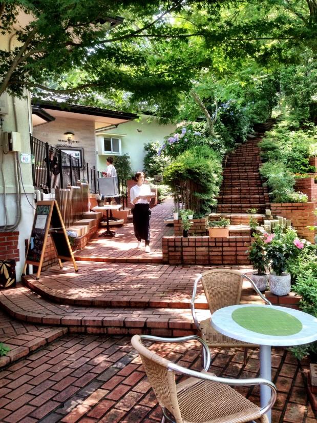 樹ガーデン/母屋