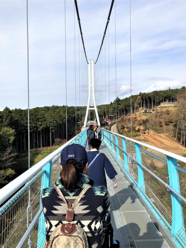 三島スカイウォーク/吊橋