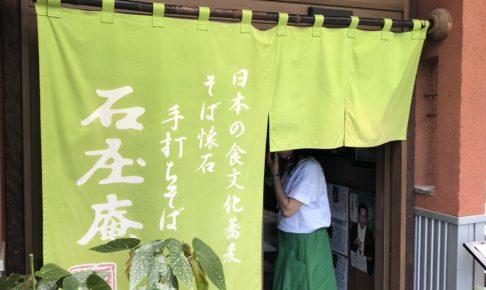 石庄庵/入り口