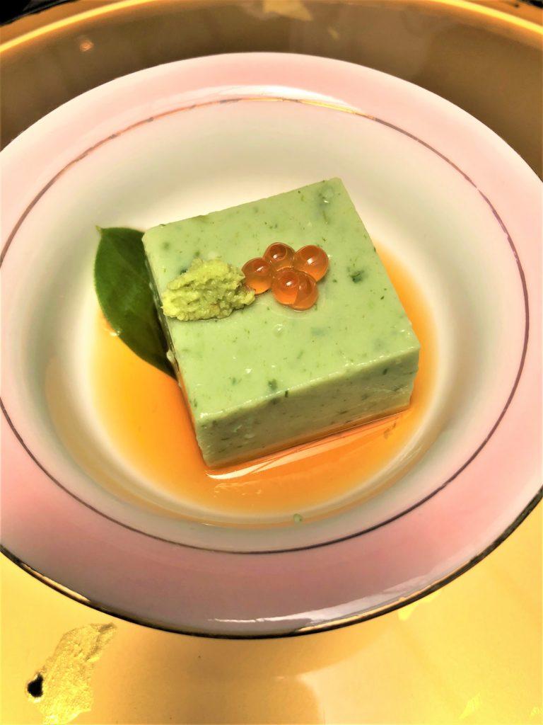 石庄庵/そば豆腐
