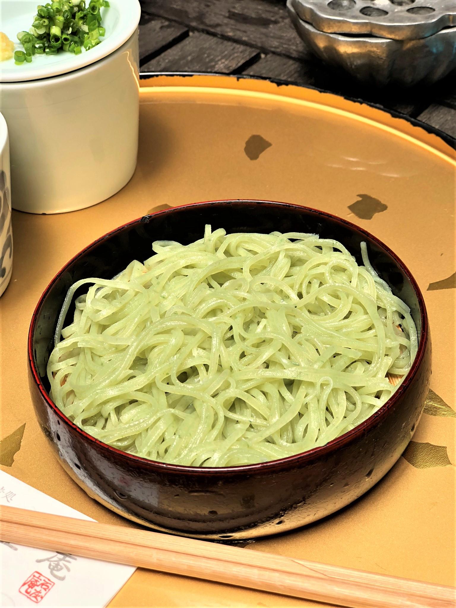 石庄庵/お蕎麦