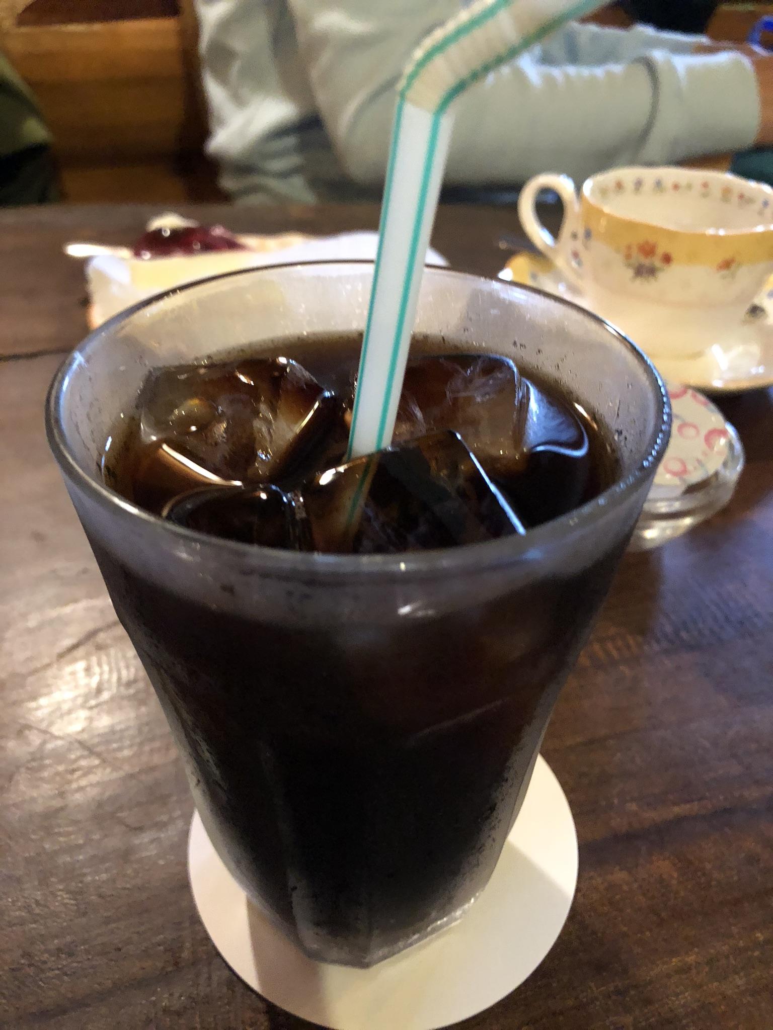オレンジツリー/アイスコーヒー
